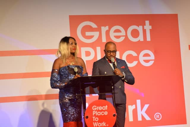 great place to work nigeria 2018 awards